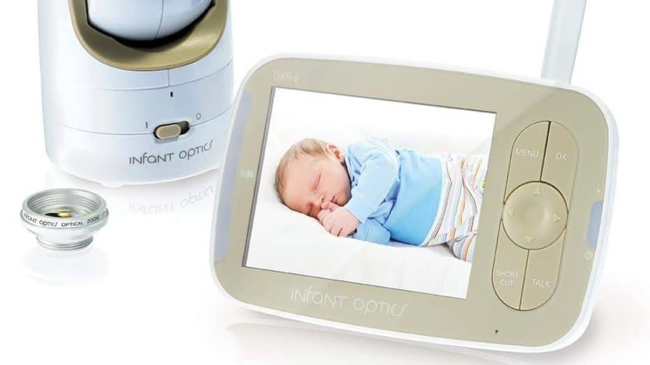 Improve Baby Monitor Night Vision: Instantly! 1