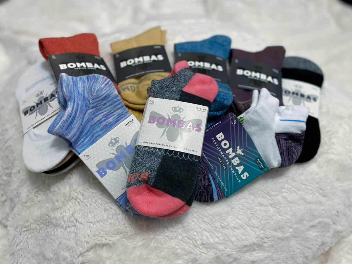 Bombas Socks Review - the perfect socks for people that hate to wear socks 1